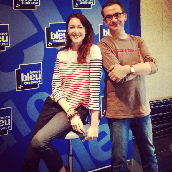 Radio France Bleu / DeLaurentis