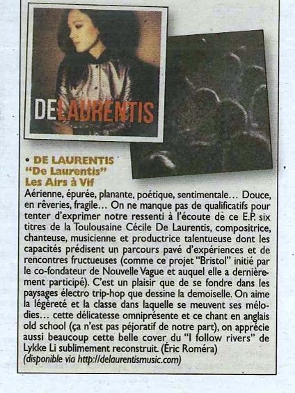 ARTICLE JOURNLA INTRAMUROS JUIN 2015
