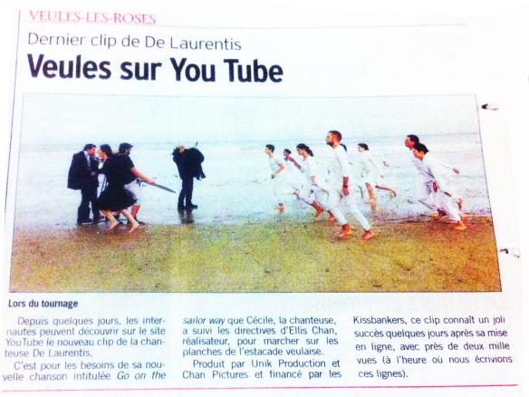 Le Courrier Cauchois-Brissez Ludovic