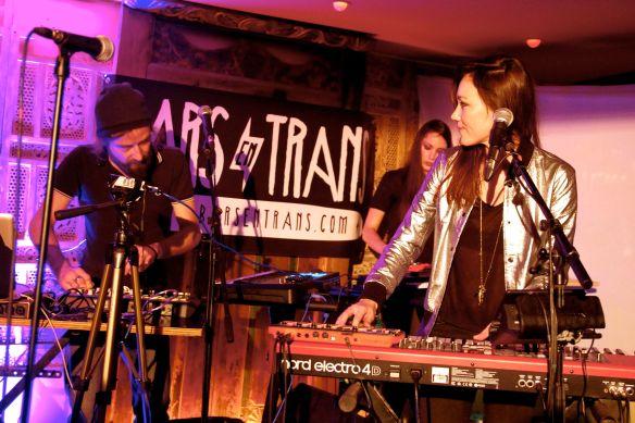 Delaurentis - Les bars en Trans (Rennes) - Trio 1
